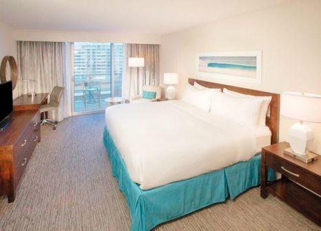 Hotelzimmer mit Segeln im DoubleTree Resort by Hilton Hollywood Beach