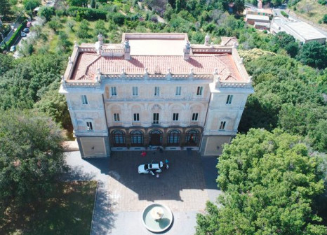 Parkhotel Villa Grazioli in Latium - Bild von FTI Touristik