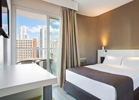 Hotelzimmer mit Tischtennis im Sol Pelícanos Ocas