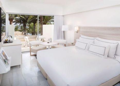 Hotelzimmer mit Volleyball im Meliá Salinas