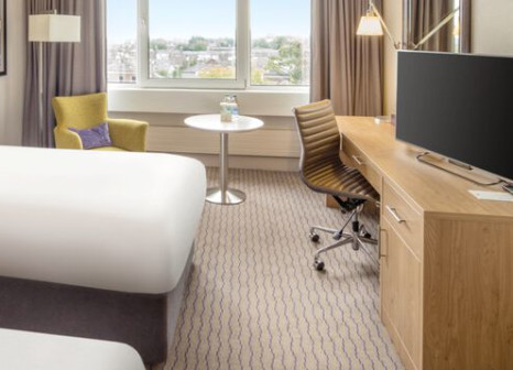 Hotelzimmer mit Animationsprogramm im Clayton Hotel Burlington Road