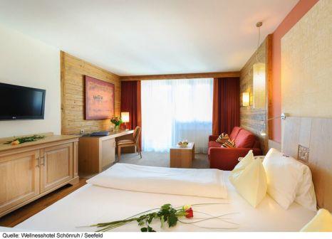 Hotelzimmer mit Golf im Wellnesshotel Schönruh