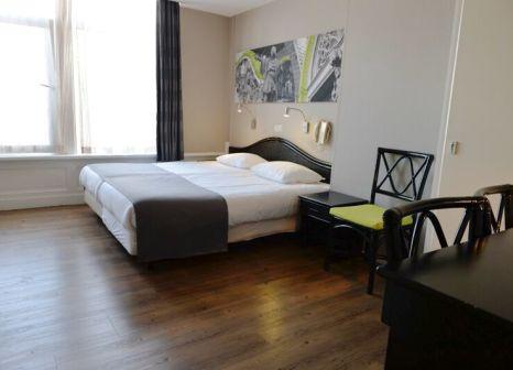 Hotelzimmer mit Mountainbike im Hotel Europa 92