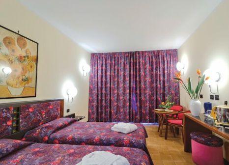 Hotelzimmer mit Tischtennis im Hotel Olimpo-Le Terrazze