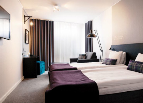 Hotelzimmer mit Sauna im Best Western Kom Hotel Stockholm