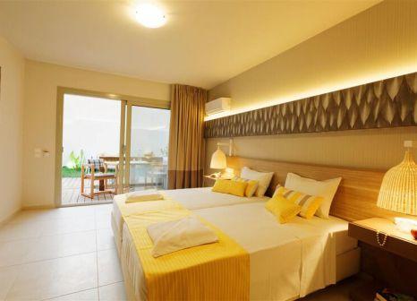 Hotelzimmer mit Tischtennis im Palmera Beach Hotel & Spa