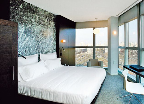 Hotelzimmer mit Golf im The Gates Diagonal Barcelona