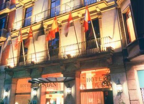Hotel Caledonian günstig bei weg.de buchen - Bild von FTI Touristik