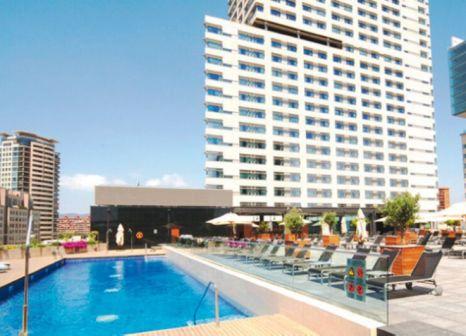 Hotel Hilton Diagonal Mar Barcelona in Barcelona & Umgebung - Bild von FTI Touristik