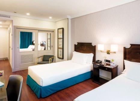 Hotelzimmer mit Kinderbetreuung im Sercotel Gran Hotel Conde Duque