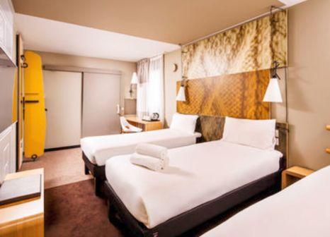 Hotelzimmer mit Restaurant im ibis London City - Shoreditch Hotel