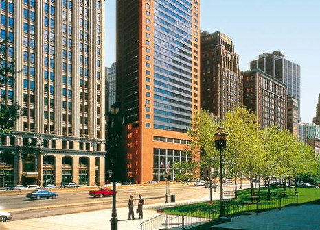 Hotel New York Marriott Downtown in New York - Bild von FTI Touristik
