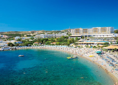Hotel Amilia Mare Beach Resort in Rhodos - Bild von FTI Touristik