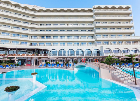 Hotel Olympos Beach in Rhodos - Bild von FTI Touristik