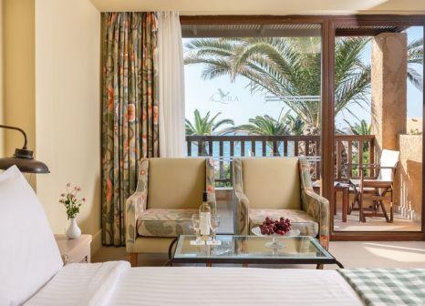 Hotelzimmer mit Volleyball im Aquila Rithymna Beach
