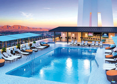 The Strat Hotel - Casino - Skypod günstig bei weg.de buchen - Bild von FTI Touristik