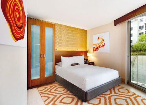 Hotelzimmer mit Pool im Angeleno