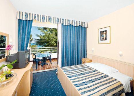 Hotelzimmer mit Mountainbike im Hotel Sol Sipar for Plava Laguna