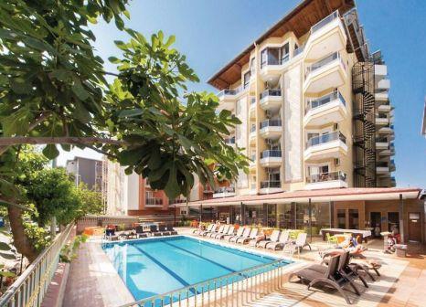 Hotel Kleopatra Ada Beach in Türkische Riviera - Bild von FTI Touristik