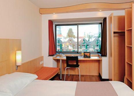 Hotelzimmer mit Internetzugang im Hotel Ibis Amsterdam Centre Stopera