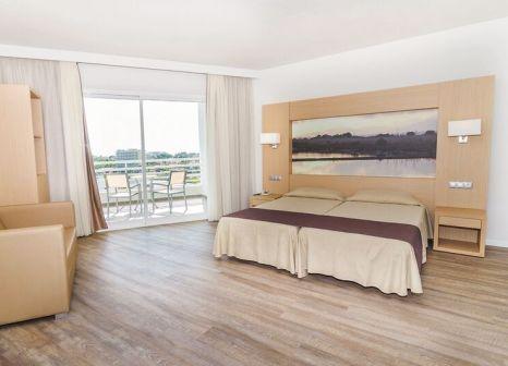 Hotelzimmer mit Minigolf im EIX Lagotel Holiday Resort