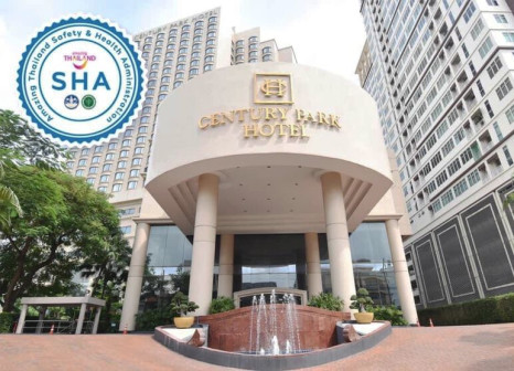 Hotel Century Park günstig bei weg.de buchen - Bild von FTI Touristik