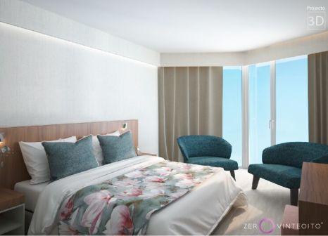 Hotelzimmer mit Golf im Enotel Magnólia