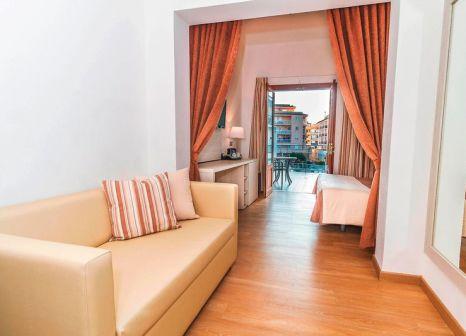 Hotelzimmer mit Golf im Eix Alcudia Hotel