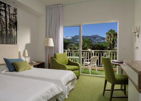 Hotelzimmer mit Tischtennis im Hotel Tigaiga
