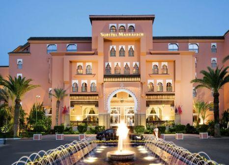 Hotel Sofitel Marrakech Palais Imperial günstig bei weg.de buchen - Bild von FTI Touristik