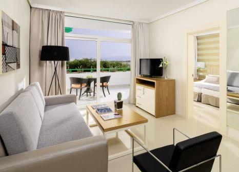 Hotelzimmer mit Mountainbike im H10 Lanzarote Princess