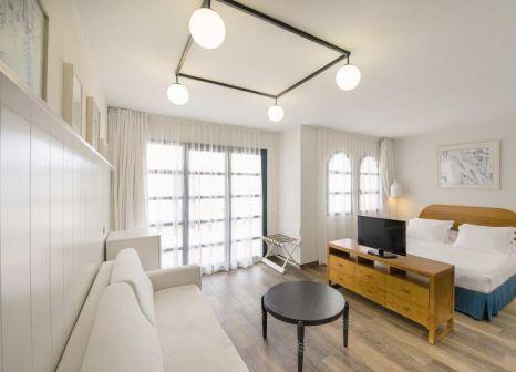 Hotelzimmer mit Tischtennis im H10 Ocean Suites