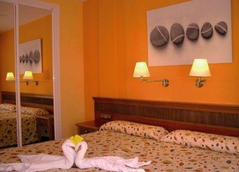 Hotelzimmer mit Volleyball im El Cerrito Apartamentos