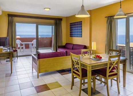 Hotelzimmer mit Tischtennis im El Cerrito Apartamentos
