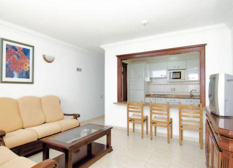 Hotelzimmer mit Mountainbike im Appartements Labranda Los Cocoteros
