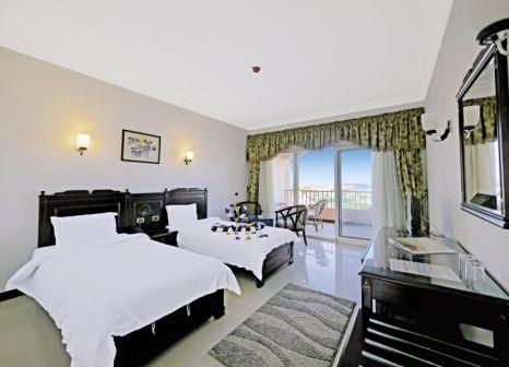 Hotelzimmer mit Volleyball im Three Corners Happy Life Beach Resort