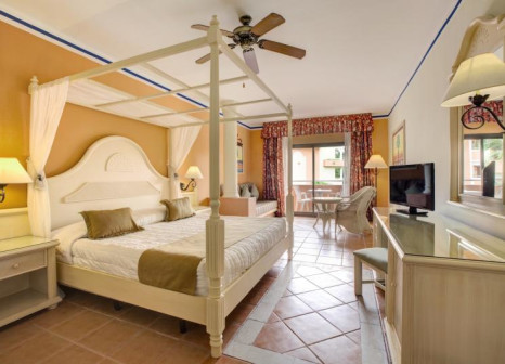 Hotelzimmer mit Volleyball im Grand Bahia Principe Bavaro