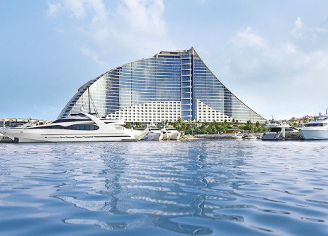 Jumeirah Beach Hotel in Dubai - Bild von FTI Touristik