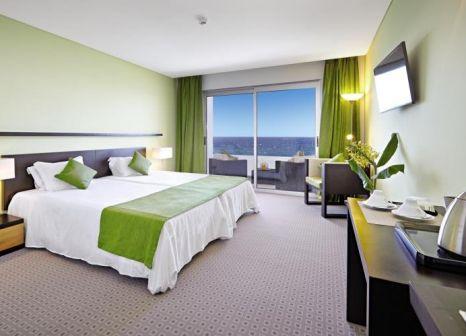 Hotelzimmer mit Mountainbike im Aqua Natura Madeira