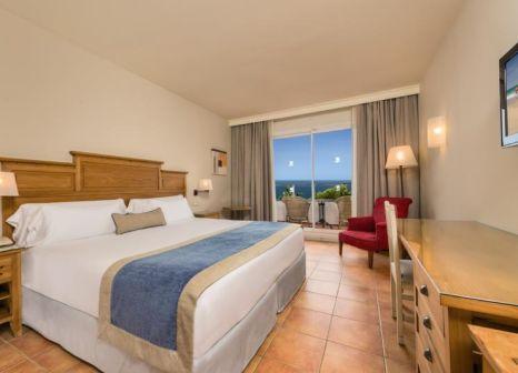 Hotelzimmer mit Golf im Fuerte Costa Luz
