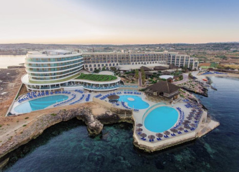 Hotel Ramla Bay Resort in Malta island - Bild von FTI Touristik