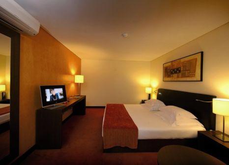 Hotelzimmer mit Mountainbike im Vila Galé Santa Cruz