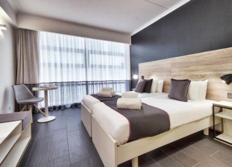 Hotelzimmer mit Fitness im be.HOTEL Malta