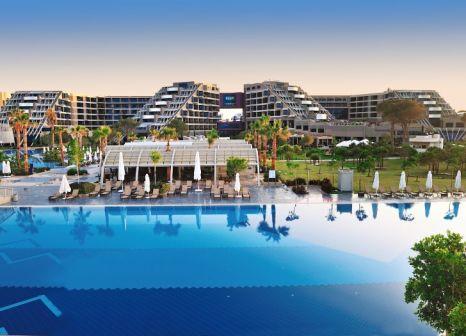 Hotel Susesi Luxury Resort in Türkische Riviera - Bild von FTI Touristik
