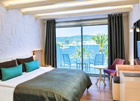 Hotelzimmer mit Tischtennis im Voyage Bodrum