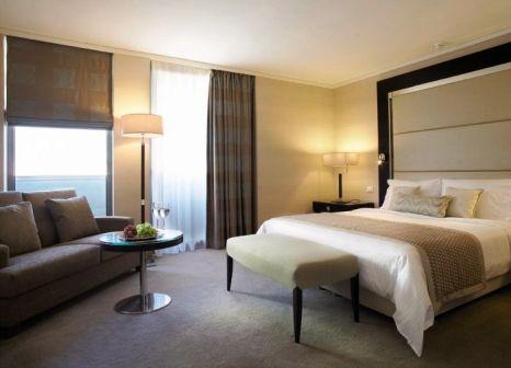 Hotelzimmer mit Mountainbike im Galaxy Hotel Iraklio