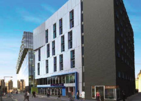 Hotel Travelodge London Central Southwark günstig bei weg.de buchen - Bild von FTI Touristik