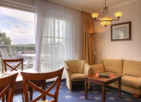 Hotelzimmer mit Fitness im SEETELHOTEL Ostseeresidenz Heringsdorf