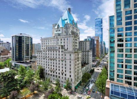 Fairmont Hotel Vancouver 3 Bewertungen - Bild von FTI Touristik