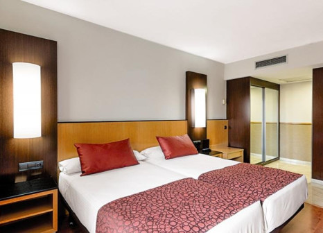 Hotelzimmer mit Fitness im Catalonia Atenas
